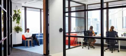 Main advantages of serviced offices